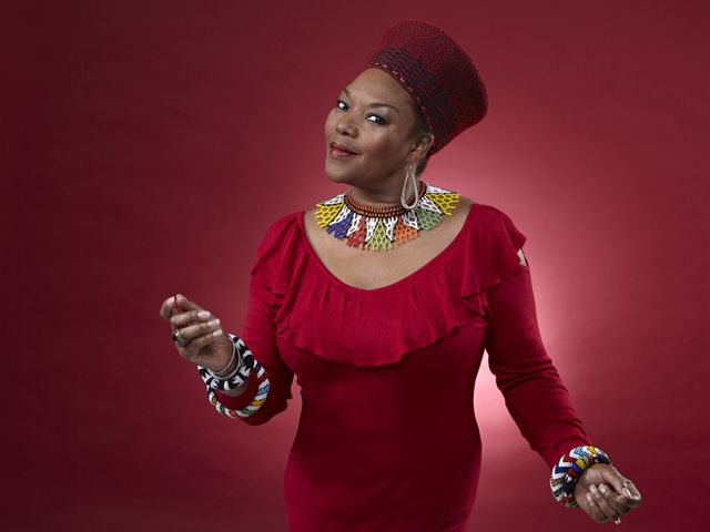 Lorraine Klaasen - A Tribute to Miriam Makeba